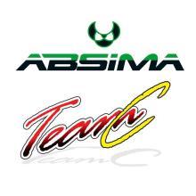 Teamfahrer bei ABSIMA & TEAM C Racing