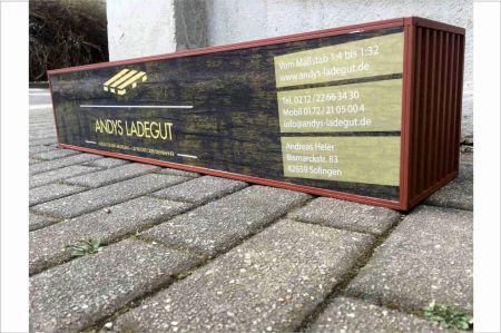 Ladegut Container
