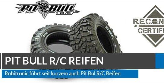 Pit Bull Reifen & Zubehör - Neu im Sortiment bei Robitronic