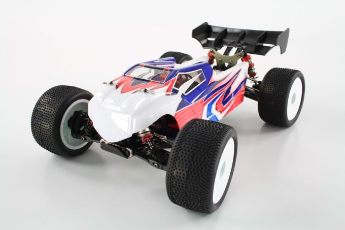LC-Racing Mini Off-Road Truggy Kit 1:14 EMB-TGHK - Unboxing & Review 1