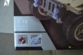 Lieferumfang der Teknotoys Active Bricks RC Modelle