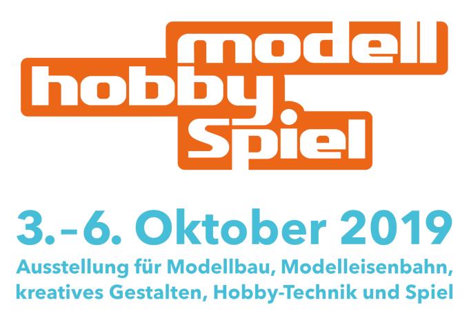 Modell-Hobby-Spiel - Ausstellung für Modellbau, Modelleisenbahn, kreatives Gestalten, Hobby-Technik und Spiel.