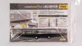 crawlster®RaceBUMPER für TRAXXAS TRX4 Crawler - crawlster® Außergewöhnliche 4x4 RC-Modellfahrzeuge, hochkarätige 4x4 Unikate und einzigartige Tuning-LenkSysteme.
