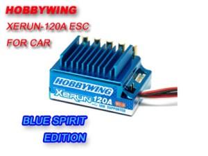 HOBBYWING XERUN120A V2.1
