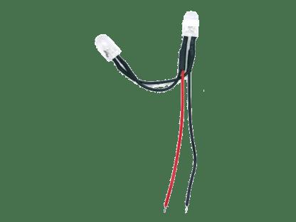 LED-Set mini, 5mm, kaltweiss