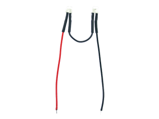 LED-Set mini, 5mm, rot