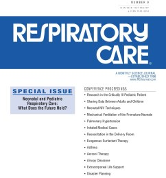 advances in the management of pediatric pulmonary hypertension respiratory care [ 812 x 1087 Pixel ]