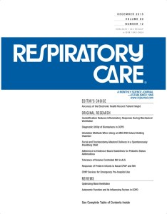 The short term effect of breathing tasks via an incentive spirometer on lung function compared with autogenic drainage in subjects cystic fibrosis also rh rc rcjournal