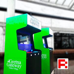 Arcade Machine Rental service