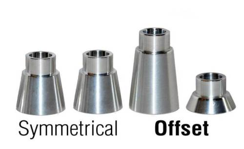 SPL Parts 89-98 Nissan 240SX (S13/S14) Offset Tension Rod Spacers, SPL OTRS S13
