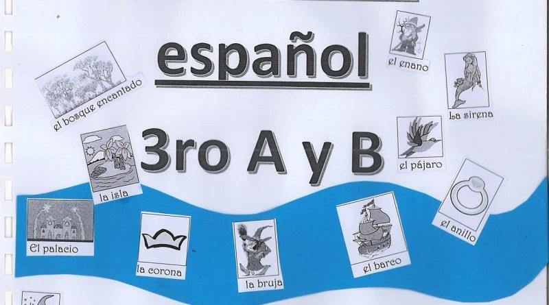 Cuentos mágicos en español 3ro A y B