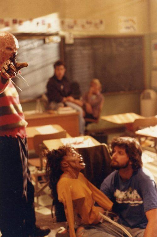 """NoES4 Robert E on set """"Zoe Suck Head"""" 2"""