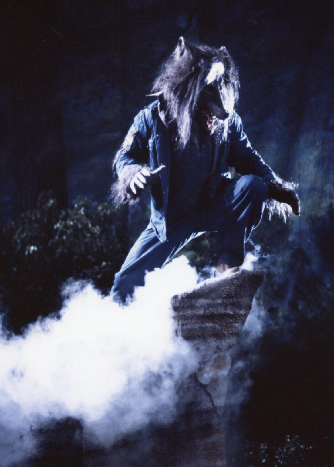 """""""Eerie, Indiana"""" Eerie Wolf in action Copy"""