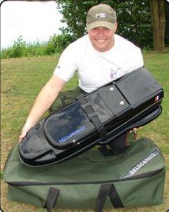 GREAT CARP FISHING-Deliverance Baitboats