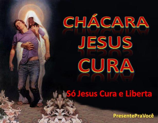 Chacara Jesus Cura. (3/6)