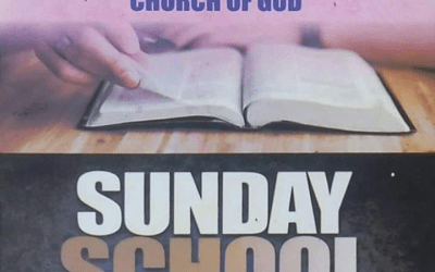 RCCG SUNDAY SCHOOL STUDENT MANUAL 2020