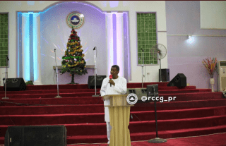 JANUARY 2021 HOLY GHOST SERVICE