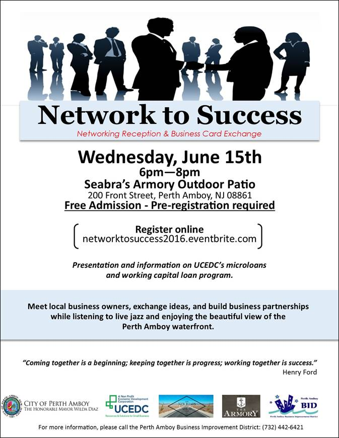 Weekly announcement page 2 rccg sanctuary of praise perth amboy business networking event june 15th 2016 reheart Image collections