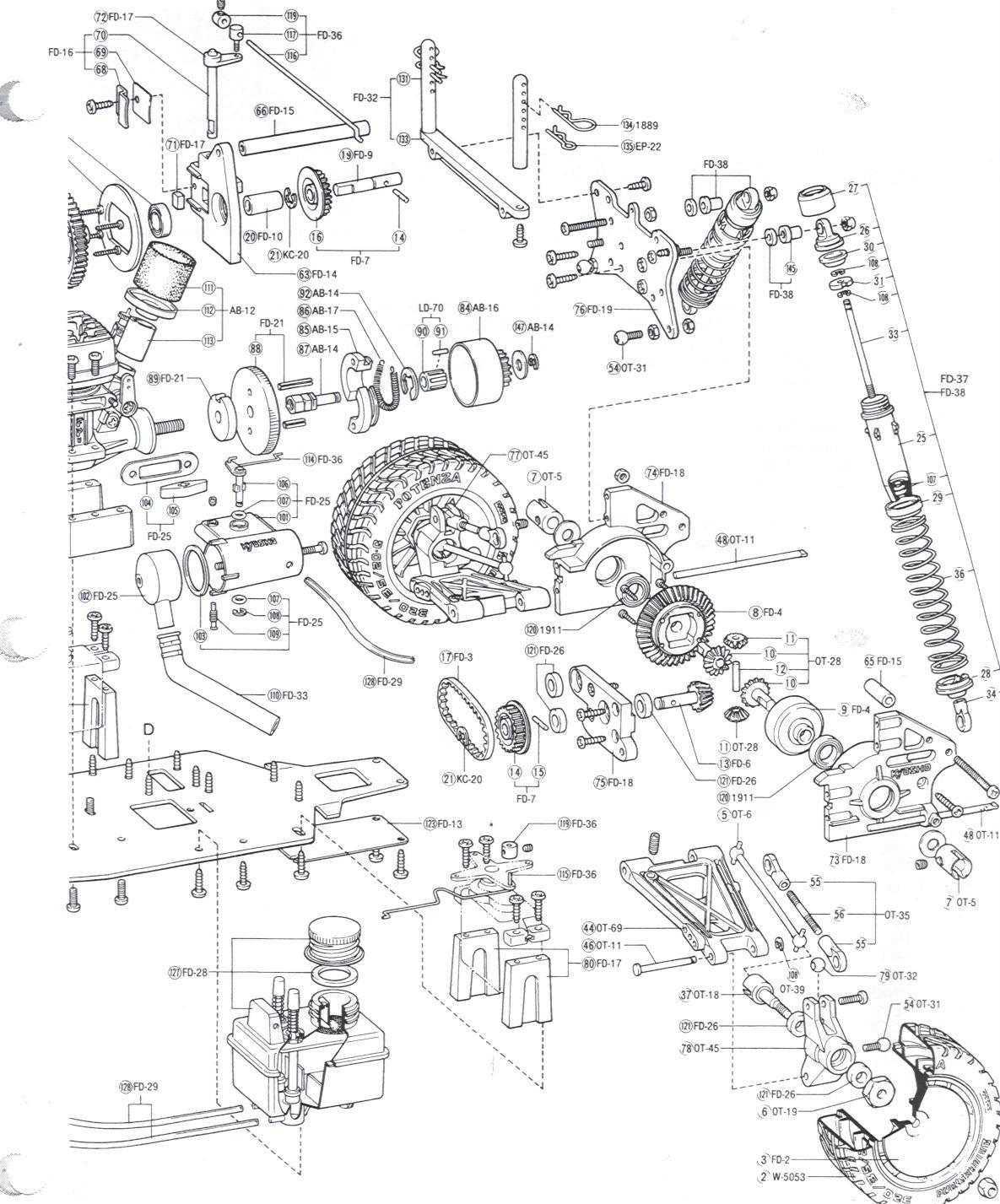 KYOSHO RS200 MANUAL PDF