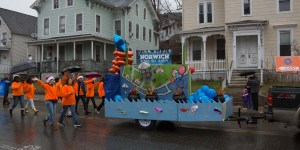 RCC in the Winterfest 2015 parade