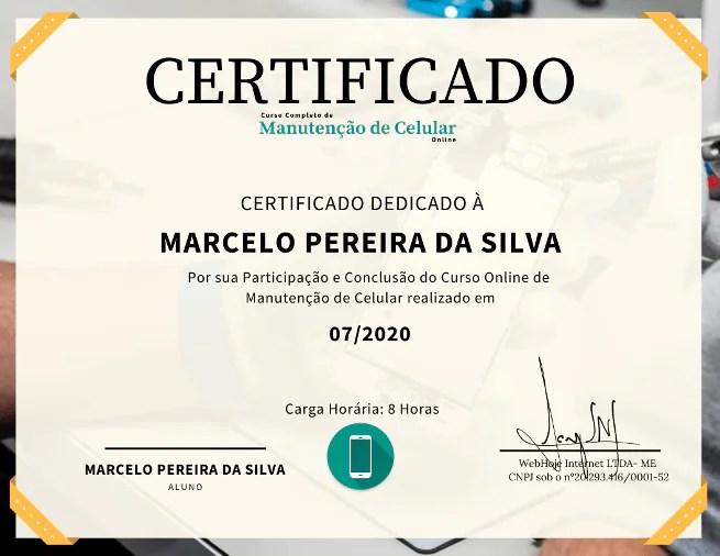 Curso Manutencao de Celular Certificado rc cursos online - Curso Manutenção De Celular Online (Aprenda A Fazer Manutenção Em Celular, e Smartphone).