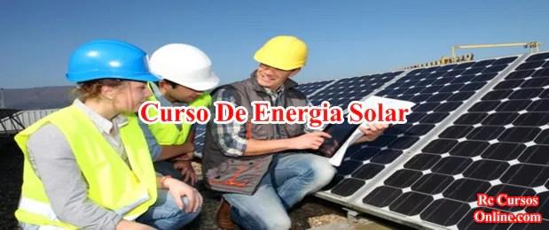 Curso De Energia Solar (tudo sobre energia solar)