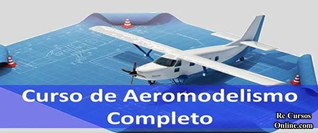 Curso De Aeromodelismo Completo Online