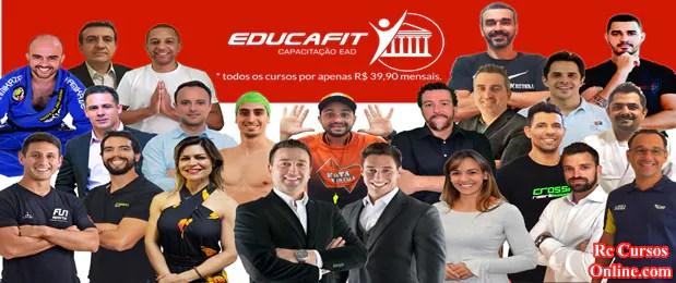 Educafit Cursos Online com certificado