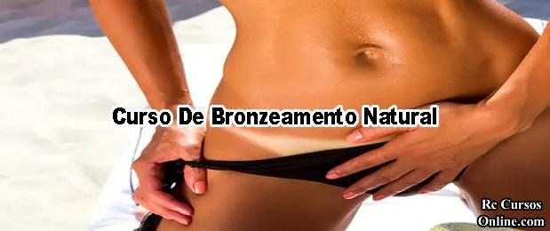 Curso De Bronzeamento Natural