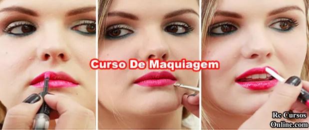 Curso De Maquiagem DaJaque Almeida