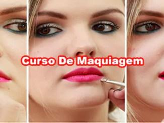 Curso De Maquiagem Da Jaque Almeida.