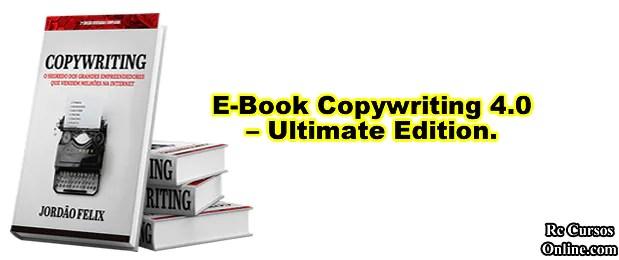 E-Book Copywriting Do Jordão Felix.