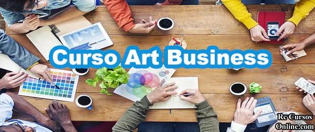Curso Art Business Artes Visuais.