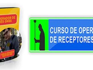Curso De Operador De Receptores GNSS.