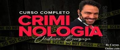 Curso De Criminologia