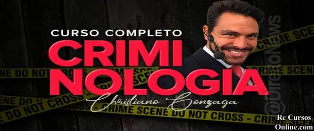 Curso De Criminologia-Aprenda o Conceito da Criminologia.