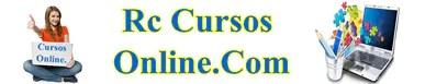 Rc Cursos Online, os  melhores cursos online para estudar em casa.