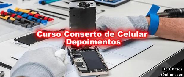 Curso Manutenção de Celular Do AndreCisp Funciona.
