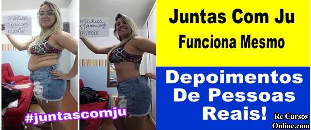 Projeto Juntas Com Ju É Bom Funciona.
