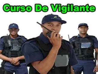 216 curso de vigilante como ser um vigilante - Curso De Vigilante: Como Ser Um Vigilante De Segurança.