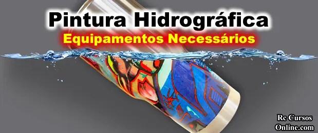 223-pintura-hidrografica-equipamentos necessários