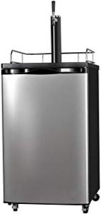 Smad Beer Kegerator with Draft Beer Dispenser