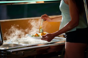Aromatherapy can lead us to engage in healthier activities and healthier cooking