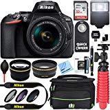 Nikon D5600 Deluxe Bundle