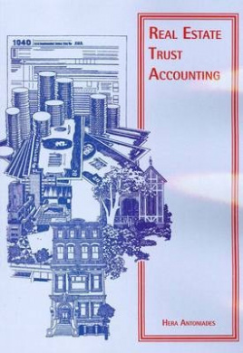 Real Estate Trust Accounting Hera Antoniades  Shop Online for Books in Australia