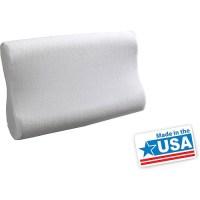 Beautyrest Contour Flip Memory Foam Pillow. Free Shipping