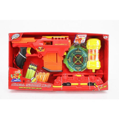 Air Zone Shell Shock X6 Blaster by Toys R Us 1001325