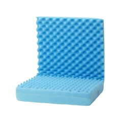 Chair Pad Foam Lift Gatlinburg Dmi Convoluted Seat Cushion With Attached
