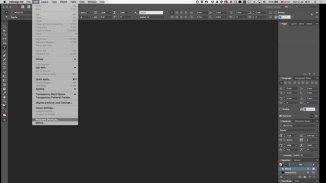 Keyboard Shortcuts menu