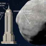 NASA envía sonda a un asteroide que podría impactar contra la Tierra. Vídeo